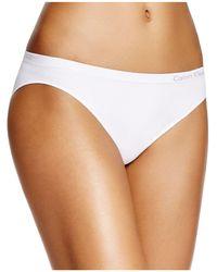 Calvin Klein   Pure Seamless Bikini   Lyst