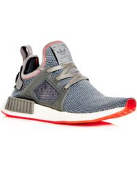 adidas - Men's Nmd Xr1 Knit Lace Up Sneakers - Lyst