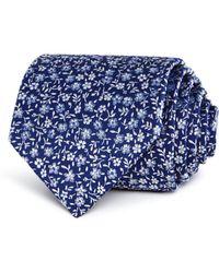 Brooks Brothers - Ditsy Floral Classic Tie - Lyst