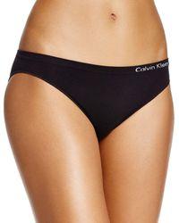 Calvin Klein - Pure Seamless Bikini - Lyst