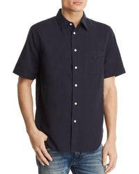 Rag & Bone - Standard Issue Beach Regular Fit Button-down Shirt - Lyst