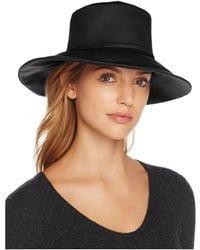 Helen Kaminski - Kassia Wide Brim Bucket Hat - Lyst