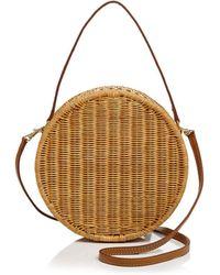 Serpui - Destiny Circle Basket Crossbody - Lyst
