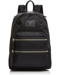 Marc Jacobs - Biker Medium Nylon Backpack - Lyst