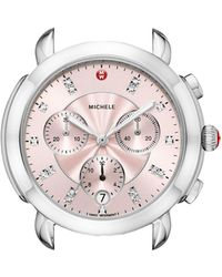 Michele - 38mm - Lyst