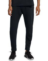 044487bc42f2 Lyst - Nike Sb  everett - Phillips  Knit Jogger Sweatpants in Black ...