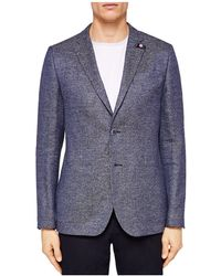 Ted Baker - Cheea Mouline Regular Fit Sport Coat - Lyst