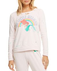 Chaser - Mermaid Rainbow Sweatshirt - Lyst