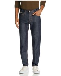 Naked & Famous - Easy Guy Super Slim Fit Jeans In Indigo - Lyst