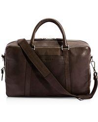 Shinola - Slim Briefcase - Lyst