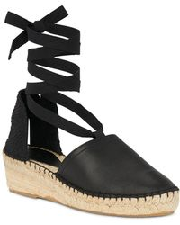 Whistles - Women's River Espadrille Tie Sandals - Lyst