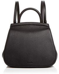 Steven Alan - Kate Mini Convertible Leather Backpack - Lyst