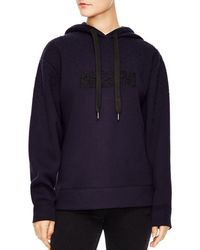 Sandro - Spontané Dream Beaded Sweatshirt - Lyst