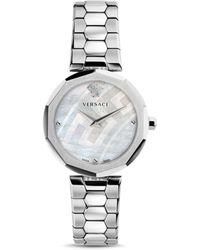 Versace - Versace Idyia Stainless Steel Watch, 36mm - Lyst
