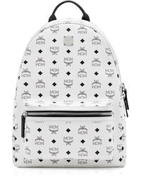 MCM | Visetos Medium Stark Backpack | Lyst
