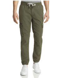 Joe's Jeans - Guerrilla Cargo Jogger Trousers - Lyst