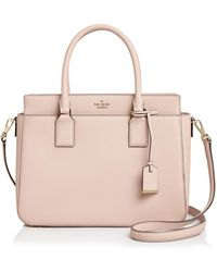Kate Spade - Cameron Street Sally Leather Handbag - Lyst
