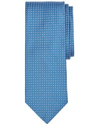 Brooks Brothers - Squares Neat Silk Classic Tie - Lyst