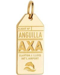 Jet Set Candy - Axa Luggage Tag Charm - Lyst