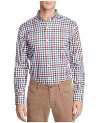 Vineyard Vines - Tin House Check Classic Fit Button-down Shirt - Lyst