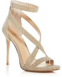 258d22528660 Imagine Vince Camuto - Women s Devin Ankle Strap High-heel Sandals - Lyst
