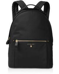 MICHAEL Michael Kors - Kelsey Large Nylon Backpack - Lyst