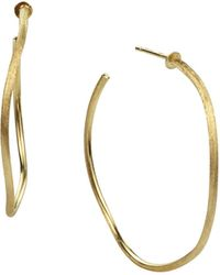Marco Bicego - Large Jaipur Hoop Earrings - Lyst