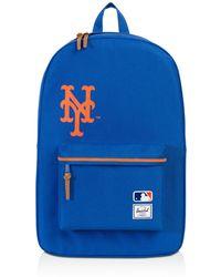 Herschel Supply Co. - Mets Heritage Backpack - Lyst