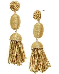 BaubleBar - Tamsin Drop Earrings - Lyst