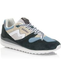 Karhu - Men's Synchron Lace Up Sneakers - Lyst