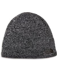 1fdd63170e68d Lyst - The North Face Wicked Beanie in Gray for Men
