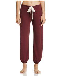 Eberjey - Heather Lounge Trousers - Lyst