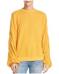 The Fifth Label - Frisbee Ruched-sleeve Sweater - Lyst