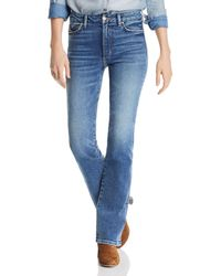 Joe's Jeans - Honey High Rise Bootcut Jeans In Chriselle - Lyst
