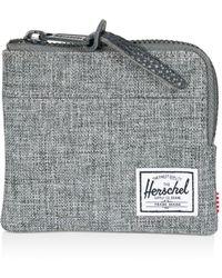 Herschel Supply Co. - Johnny Zip Coin Case - Lyst