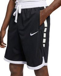 dbde6b5efbfb Lyst - Nike Elite Stripe Pants in Gray for Men