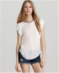 Joie | Top - Rancher Short Sleeve | Lyst