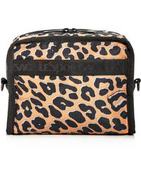 LeSportsac - Taylor North/south Leopard Print Cosmetics Case - Lyst