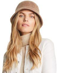 August Hat Company - Melton Cloche - Lyst