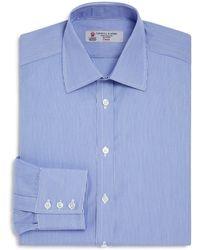 Turnbull & Asser - Bengal Stripe Regular Fit Dress Shirt - Lyst