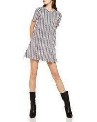 BCBGeneration - Printed A-line Dress - Lyst