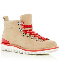 Fracap - Men's Suede Sport Boots - Lyst