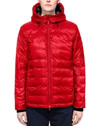 Canada Goose - Camp Hoody Jacket - Lyst