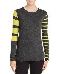 Lisa Todd - Pop Stripe Cashmere Sweater - Lyst