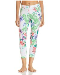 Hue - Tropical Orchid Leggings - Lyst