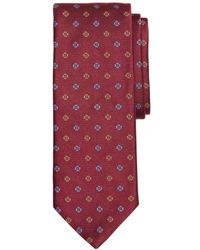 Brooks Brothers - Two-tone Flower Tie - Lyst