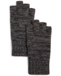 Bloomingdale's - Cashmere Fingerless Gloves - Lyst