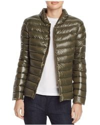 Via Spiga - Packable Down Jacket - Lyst