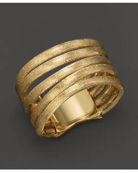 Marco Bicego - 5 Strand Jaipur Gold Ring - Lyst
