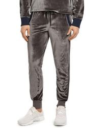 2xist - After Hours Velour Sweatpants - Lyst